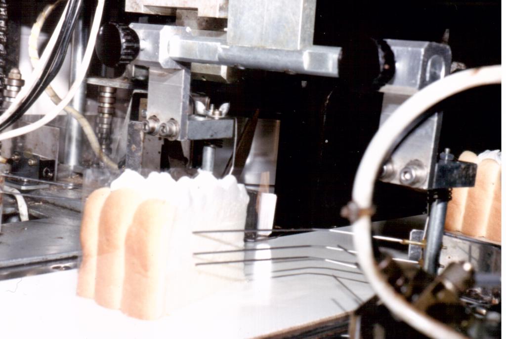 Cake Wrapping Machine Tolyo 1990