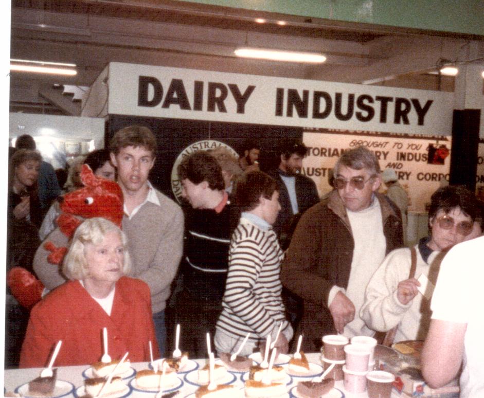 Royal Melbourne Show 1987