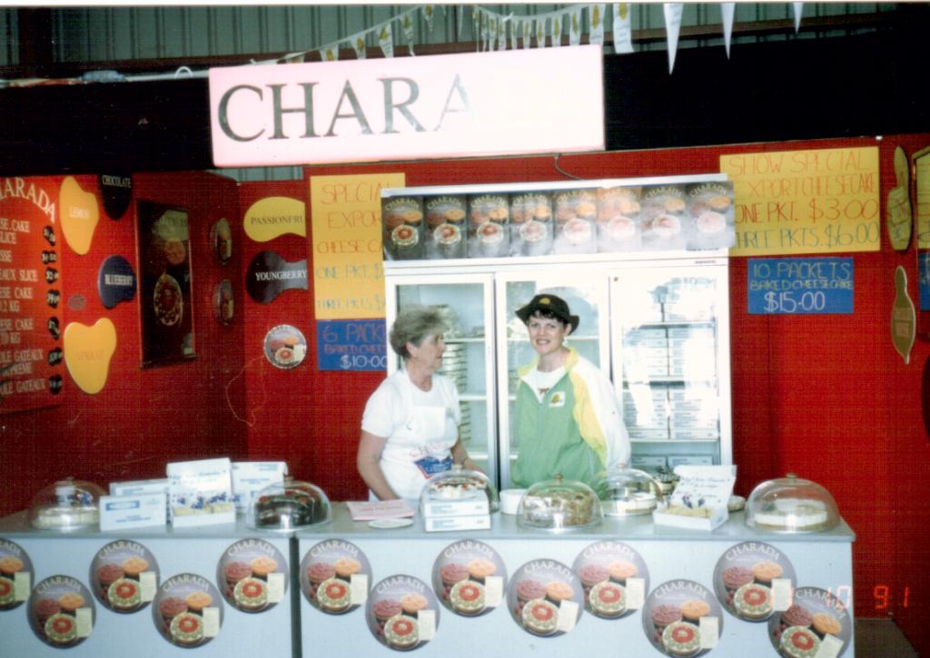Royal Melbourne show 1991