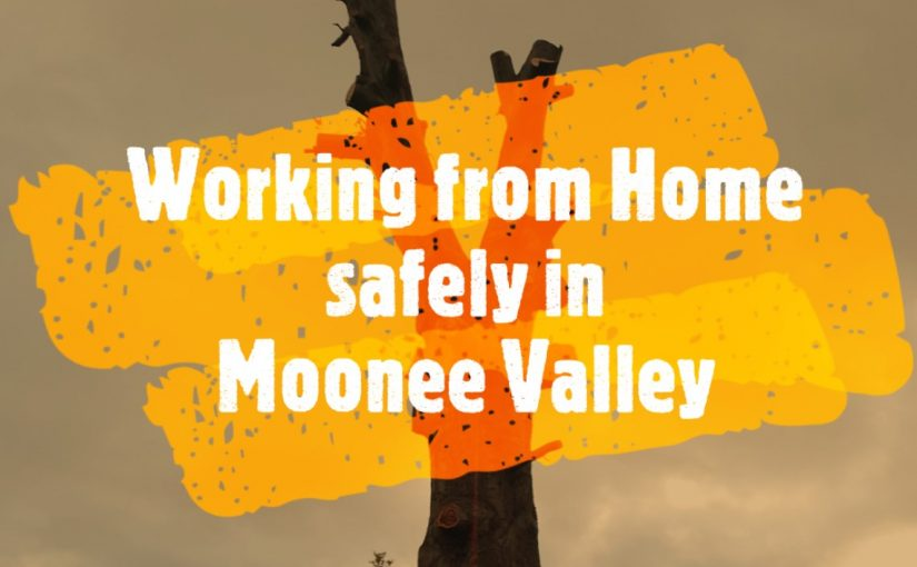 Working from home risks in Mooney Valley
